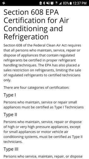 clean air act section 608 hawaii pool and spa service repair blog