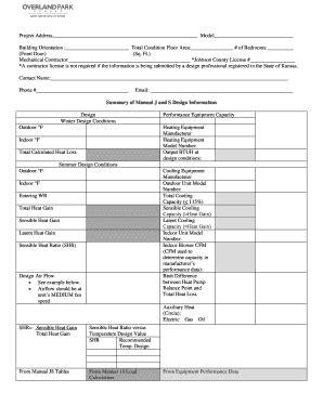 Manual J Worksheet by Manual J Worksheet Worksheets Releaseboard Free
