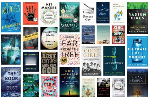 10 popular fiction books from 2008 2018 you should read
