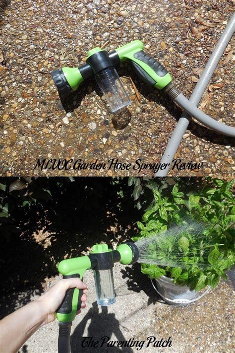Garden Sprayer Reviews by Mlvoc Garden Hose Sprayer Review Parenting Patch