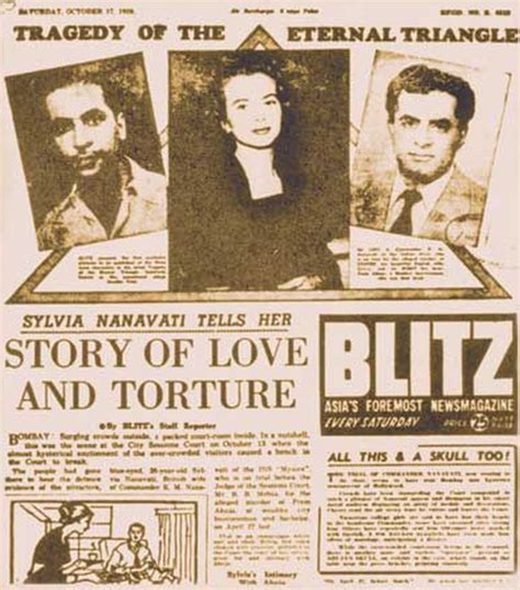 A Story Original - nanavati real rustom story pictures wiki