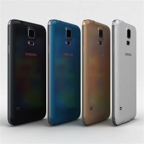 s5 colors samsung galaxy s5 colors 3d max