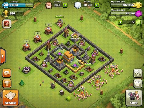 layout strategy wiki dokugan s strategy guides general clash of clans wiki