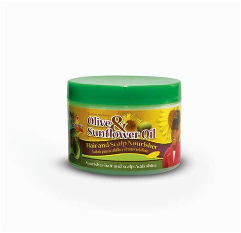 Sunflower Oil Hair Products | sofn free n pretty olive and sunflower oil hair and scalp