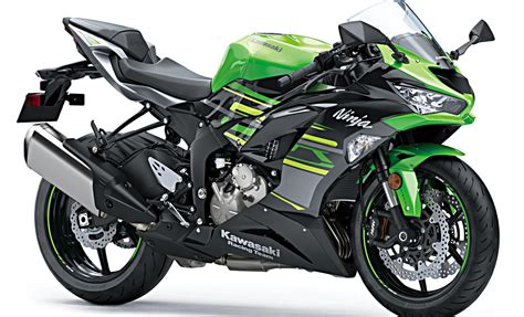 Motorrad Tuning Kawasaki Zx6r by R 252 Ckkehr Der Kawasaki Ninja Zx 6r Autogazette De