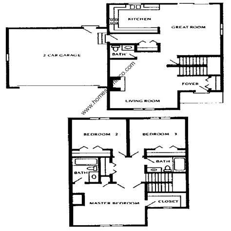 providence homes floor plans castleton model in the providence village subdivision in