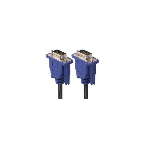 Harga Kabel Vga Untuk Komputer harga jual kabel vga ke vga 1 5m