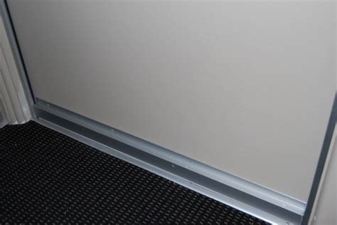 sliding door noise reduction soundproof doors and door seals soundblock solutions