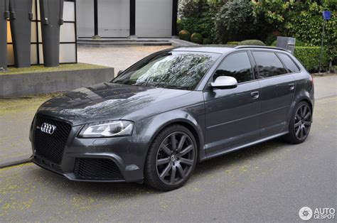 Audi Rs3 Mtm by Audi Mtm Rs3 Sportback 11 April 2014 Autogespot