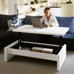 coffee table that converts into a desk furniture