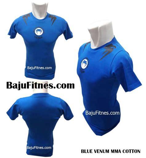 Baju Kaos Venum Blue 089506541896 tri beli baju murah baju olahraga