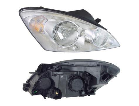 Kia Ceed Headlight Kia Ceed 07 09 Driver Side Headl Headlight Halogen Genuine