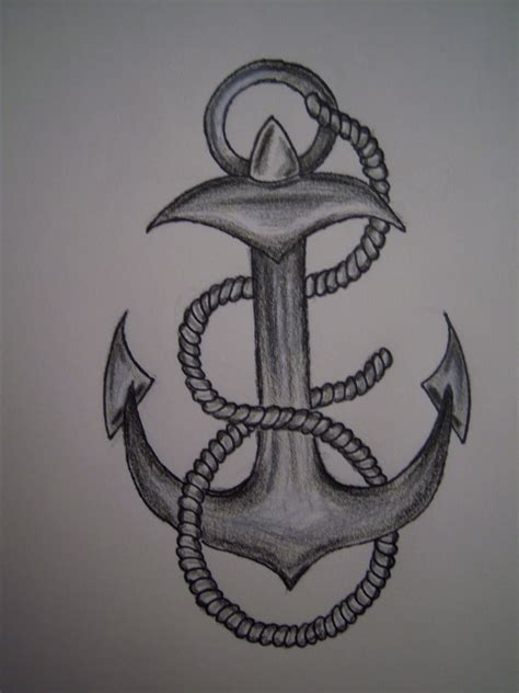 tattoo designs of anchors anchor tattoos boy