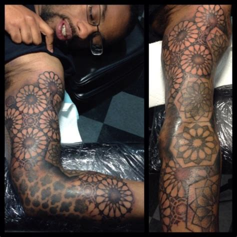 geometric tattoo pittsburgh 20 best tattoos of the week oct 23th to oct 30th 2013