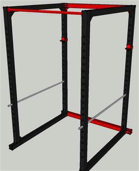 Power Rack Design by Steel Power Rack All Things