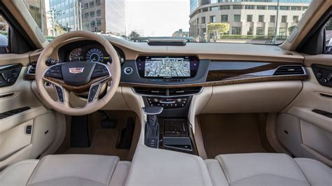 Cadillac Interior by 2016 Cadillac Ct6 2 0t Drive Review Gm Authority