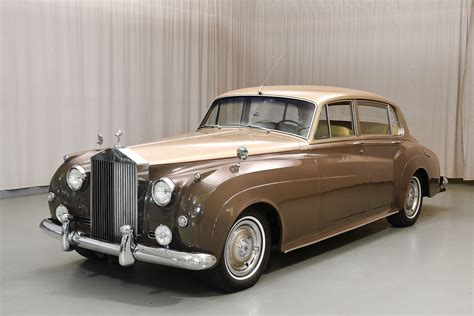 rolls royce silver cloud 1962 rolls royce silver cloud ii saloon hyman ltd