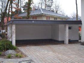 Garage Bausatz Massiv by Carports