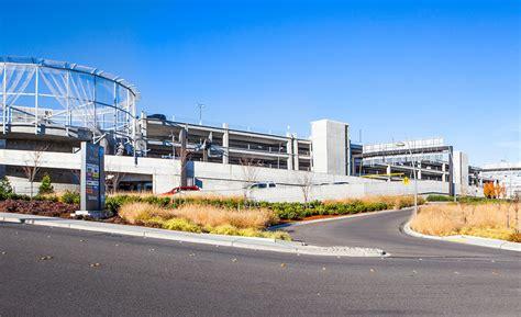 seatac international airport rental car facility port