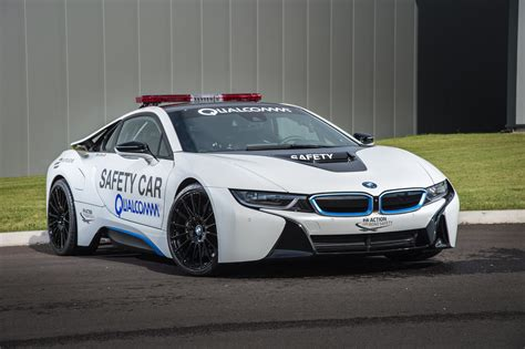 BMW i8 Safety Car could lead to BMW i8 S