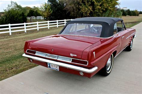 1963 pontiac lemans convertible 1963 pontiac lemans convertible 326 v 8 automatic trans