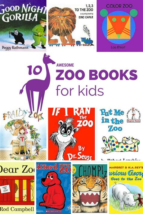 through with the zoo books 10 awesome zoo books