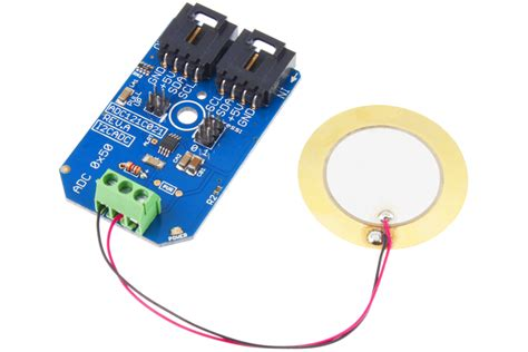 Vibration Shock Sensor piezo knock vibration or shock sensor