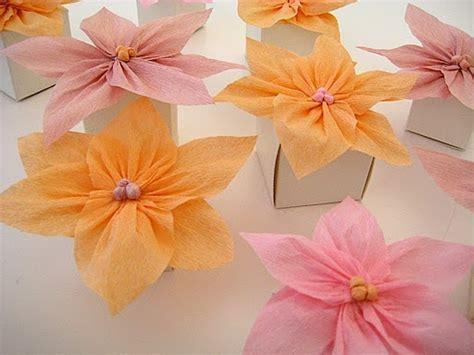 como hacer flores de papel crepe cositasconmesh como hacer flores de papel crepe cositasconmesh
