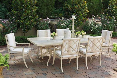 bahama outdoor dining set bahama outdoor garden cast aluminum dining set