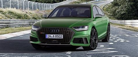 Audi Earth 2020 by 2020 Audi Rs8 And 2019 S8 Sedans Rendered Which Is Better