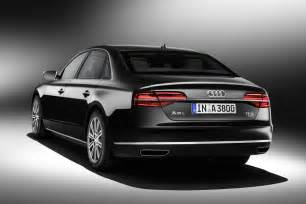 Audi A8 L Audi Rolls Out 2015 A8 L Security
