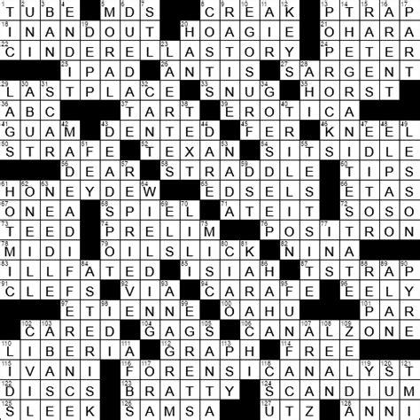 usa today crossword nov 27 0827 17 new york times crossword answers 27 aug 17 sunday