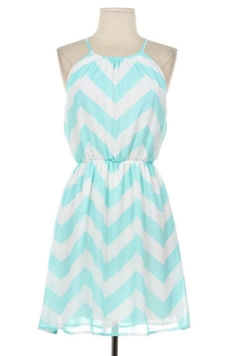 zig zag pattern dress mint chevron dress cute zig zag pattern dress