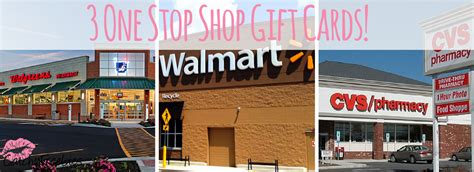 One Stop Gift Card - my favorite one stop shops gift card offers catchyfreebies