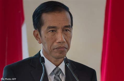 jokowi jpg jokowi urged to take action on indonesia worker executions