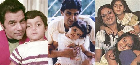 mandakini heroine ki photos 30 rare childhood photos of bollywood celebs