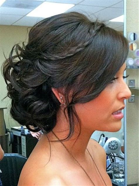 Easy Bridesmaid Hairstyles For Medium Length Hair by Wedding Updos For Medium Length Hair Wedding Hair