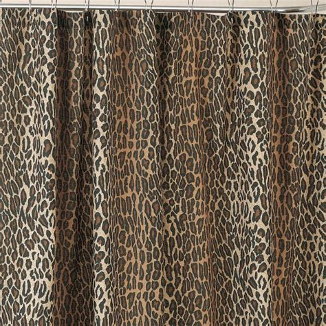 leopard print drapes leopard print bathroom decor phenomenal gift ideas