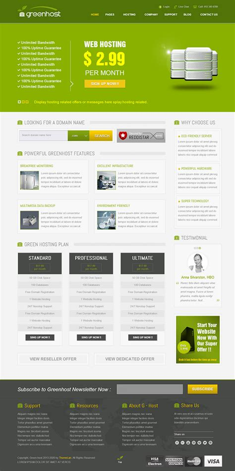 joomla hosting templates top joomla templates of august 2013