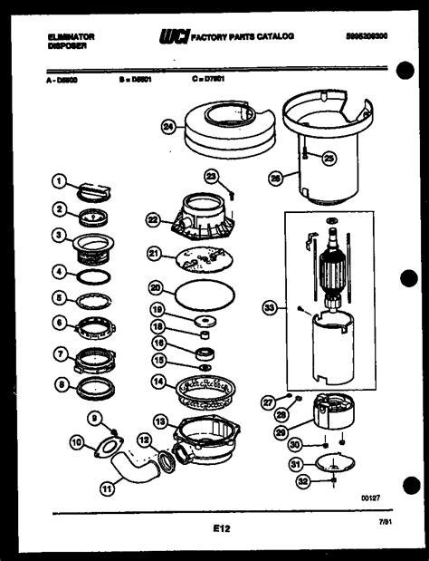 kelvinator dryer parts wiring diagram and fuse box