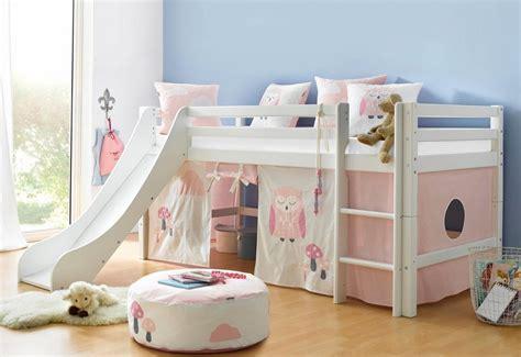 Hoppekids Halbhohes Bett 187 Eule 171 Kaufen Otto