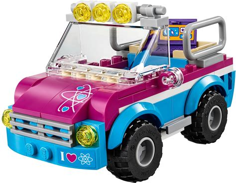 Lego Friends Auto by Lego Friends 41116 Pas Cher La Voiture D Exploration D
