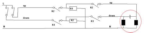 jalousie mit 2 schaltern trennrelais f 252 r jalousiemotore mikrocontroller net