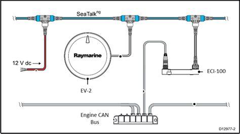 raymarine ev dbw  drive  wire steering systems
