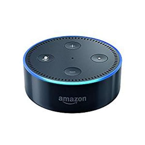 amazon echo dot (2nd generation), black: amazon.co.uk