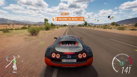supersport bugatti forza horizon 3 bugatti veyron sport