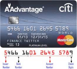 cracking 16 digits credit card numbers what do they