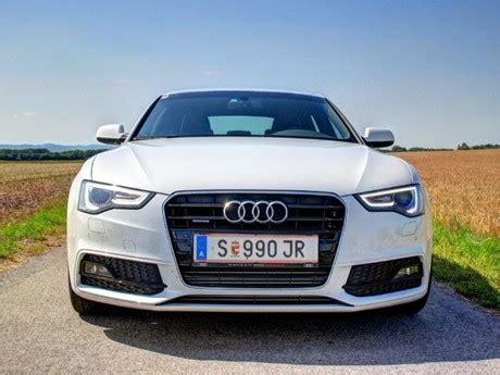 Audi A5 Sportback Verbrauch by Audi A5 Sportback 3 0 Tdi Quattro Testbericht Auto