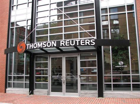 Thomson Reuters Mba Program by Walkin In Thomson Reuters Of Trainee News