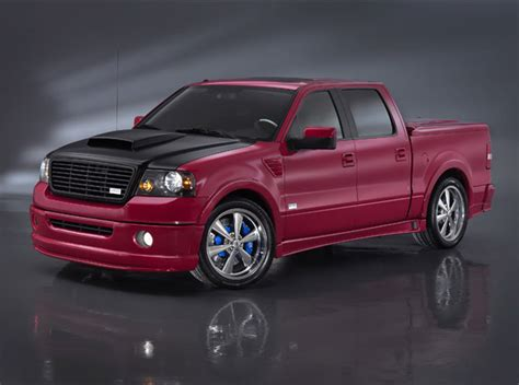 Ground Force - 2004-2008 Ford F-150 F 150